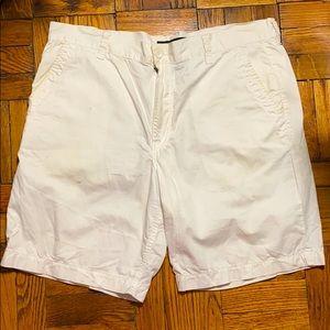 Vintage Calvin Klein Jeans white shorts size: 36